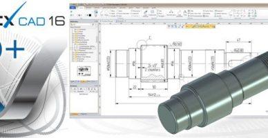 Nowość! T-FLEX CAD 2D+