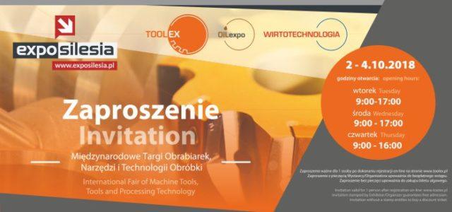 NewTech Solutions na targach TOOLEX 2018