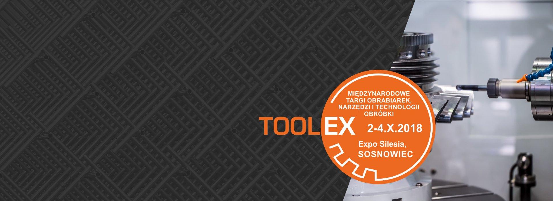 Odwiedź nas na targach TOOLEX – STOISKO A-408