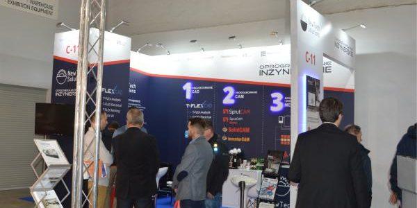 NewTech Solutions na targach STOM-TOOL 2019 - relacja