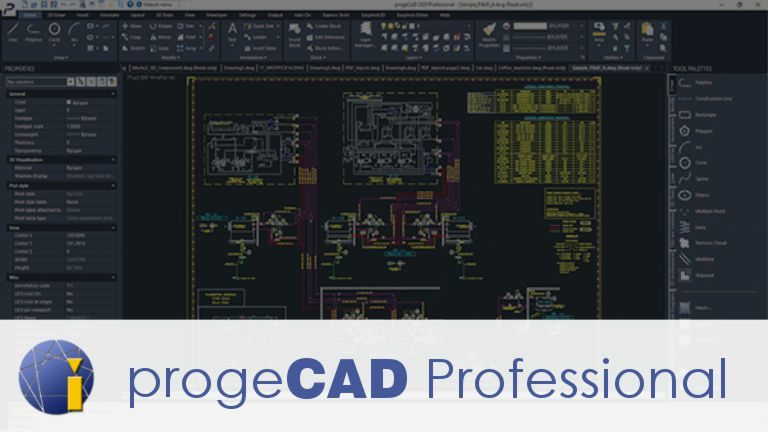 Już jest nowy ProgeCAD 2020 Professional