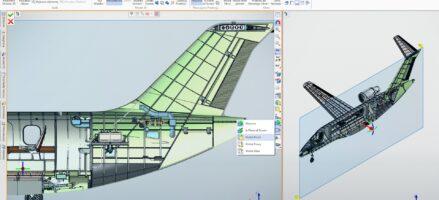 T-FLEX CAD 17 | Przekroje 3D