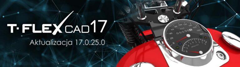 Aktualizacja T-FLEX CAD 17