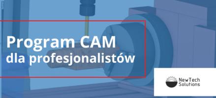 Program CAM dla profesjonalistów